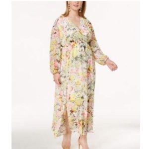 Women's INC Maxi Dress 3X NWT